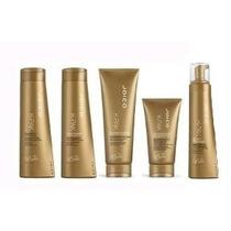 Kit Joico K-pak Shampoo + Cond.+ Hydrator + Deep + Leave-in