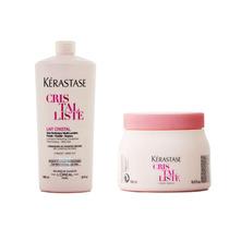 Kérastase Cristalliste - Kit Condicion 1 Lt E Mascara 500ml