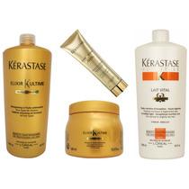 Kérastase - Kit Elixir E Nutritive - Sh/masc/cond/bbcream