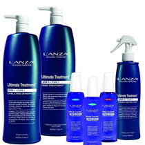 Kit Lanza Ultimate Treatment Profissional 6 Itens