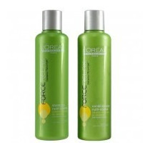 Loreal Nutri Control Force Relax Shampoo + Condicionador