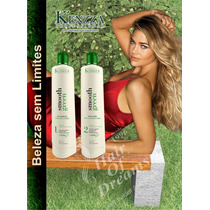 Kenzza Professional Smooth Green Progressiva E Tratamento