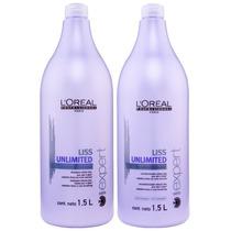 Loreal Professionnel Liss Ultime Duo Litro Kit (2 Produtos)
