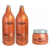 Loréal Profissional Absolut Repair Pós Química Kit X 3