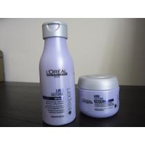 Loreal Liss Ultime Kit Shampoo 100ml Mascara 75ml