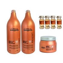 Loréal Absolut Repair Pós Química ( 7 Produtos)