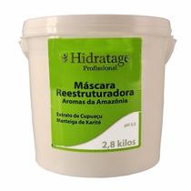Máscara De Hidratação Reestruturadora 2,8 Kg - Hidratage