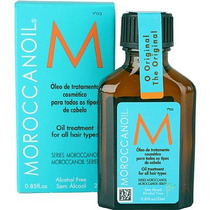 Moroccanoil Óleo De Argan Original Oil Treatment 25 Ml