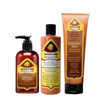 Kit Argan Oil + Cpp 300ml+ Cond. Repair 350ml + Masc 241g