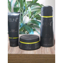 Kit Keune Argan Design Care Repair(shamp+cond+másc)