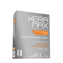 Keramax - Kit De Cauterização Para Os Cabelos 4 Produtos