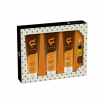 Kit Profissional Argan Fashion Cosmeticos + Brinde