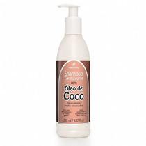 Kit Óleo De Coco - Shampoo, Máscara E Óleo De Coco