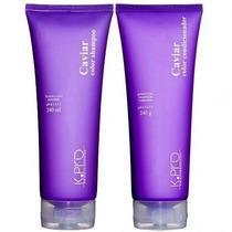 Kit K.pro Caviar Shampoo + Condicionador De 240 Ml