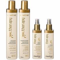 Maxiline Kit Manutenção Therapy Profissional (4 Produtos)