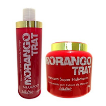 Morangotrat - Hidratação De Morango - Life Hair