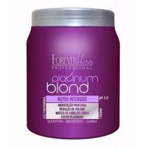 Forever Liss Platinum Blond Botox Matizador 1kg+brinde