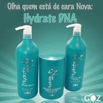Kit Hydrate Dna Goz - Hidratação Profissional