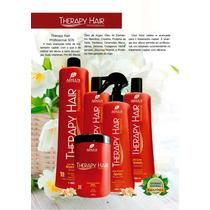 Kit Therapy Hair Profissional Adlux Com 5 Produtos