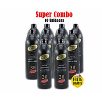 Speed Liss Escova Progressiva 3x1 Aveia E Mel Super Combo 10