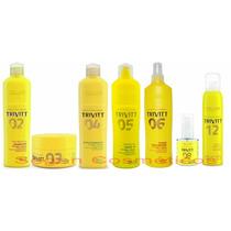 Combo 07 Produtos Trivitt - Itallian Color - Com Nota Fiscal