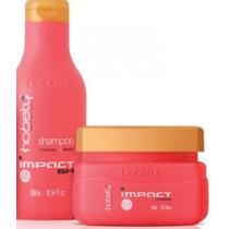 Shampoo E Máscara Impact Hobety