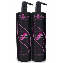 Blindagem Capilar Com Shampoo Reconstrução Fortalecedor Fios