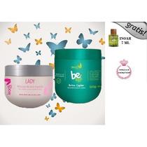 Botox Be Lizze 500g + Máscara Lady (leads Care)