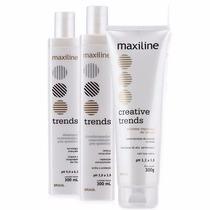 Kit De Reestruturação Trends Maxiline
