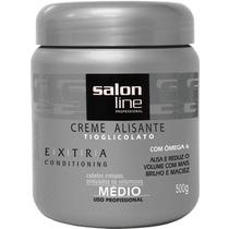 Creme Alisante Salon Line Tioglicolato Extra Condition 500g