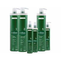 Kit Folhas Profissional Maxiline (6 Produtos)