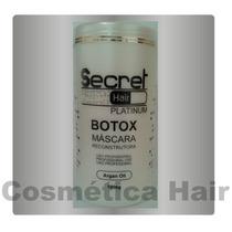 Botox Secret Hair Máscara Reconstrutora 1kg - Pronta Entrega
