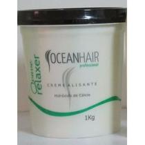 Creme Alisante Guanidina Wave Relaxer Ocean Hair Relaxamento