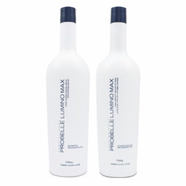 Probelle Lumino Max Kit Shampoo E Condicionador 1000ml