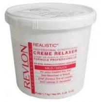 Revlon Realistic Base Relaxante Hidróxido De Sódio Mild 1,7k