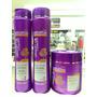 Shampoo+condicionador+máscara Óleo De Argan Hair Extrattus