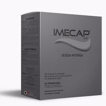 Kit Imecap Hair Trata A Queda Intensa Shampoo+loção+capsulas