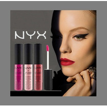 Nyx Batom Soft Matte Lip Cream Gloss!