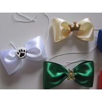 Gravata Borboleta Cães/gatos Pet Shop Banho/tosa-50 Unidades
