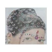 15 Bindi Cartelas Piercing Para Caes - 800 Adesivos