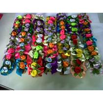 Mini-laços Pet Variad. 60 Unid. - Frete Gratis
