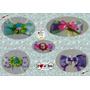 Gravata Borboleta Pet Kit + Brinde Adesivos De Eva Com Glite