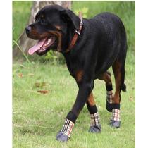 Cão Sapato Impermeável Botas Tenis Meia Chuva Antiderrapante