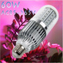 Led Grow 60w Tubo Bocal E27 - Plantas Internas Hidroponia