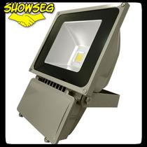 Refletor De Led - Branco Quente E Frio 100w - Ip65