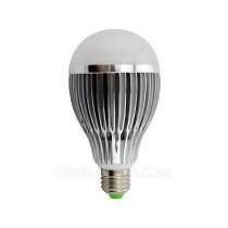 Lampada Led Superled 9w Bulbo Bivolt E27 Branco Frio