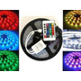 Fita Led Rgb 5050 300 Leds Rolo C/5 Metros 54rw - Colorida