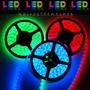 Fita Led 5m Rgb 5050 Colorido P/dagua + Controle + Fonte