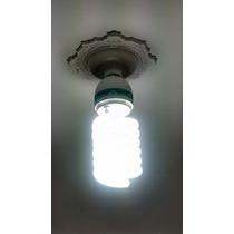 Lâmpada Espiral (fluorescente) 85w 127v Compacta Super Forte