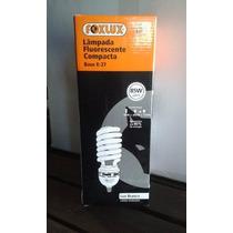 Lampada Fluorescente Compacta 85w 127v Foxlux